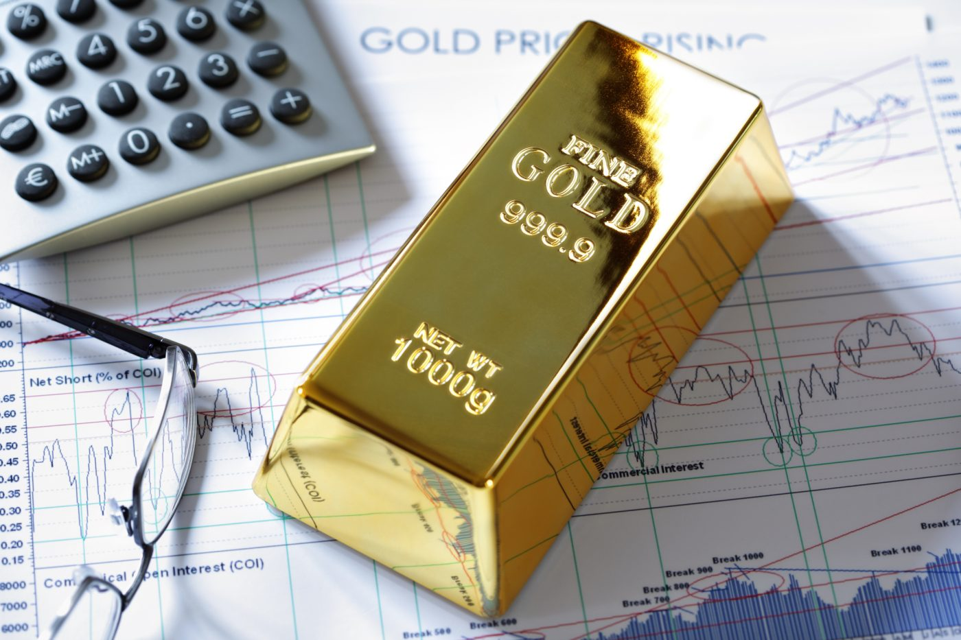 Precious Metal ETFs Flashing Buy Signals