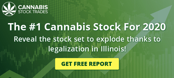 #1 Cannabis Stock for 2020