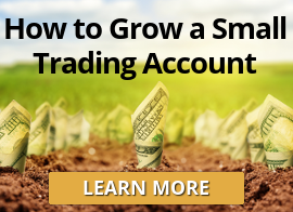 Grow a Small Trading Account